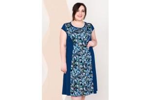 Платье женское 0090-54 кулирка