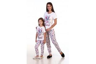 Пижама женская 1-48 Мышки