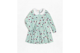 Платье детское 11410030 интерлок