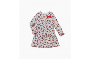 Платье детское 11412430 кулирка