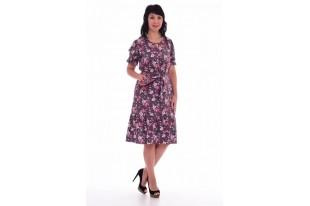 Платье женское из  штапеля 1-28б