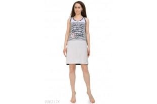 Платье женское 9002176 кулирка