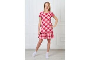 Платье 377 Ягодка кулирка