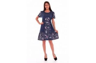 Платье женское 4-35 кулирка