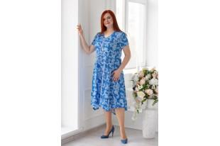 Платье женское Юлия кулирка