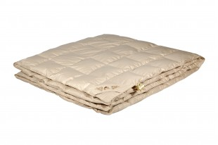 Одеяло пуховое кассетное Альбертина
