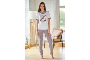 Пижама женская 0825-19 хлопок