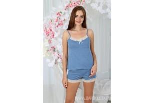 Пижама женская 1078-1 трикотаж