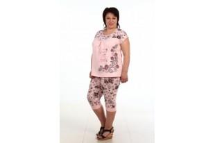 Пижама женская 1-34 кулирка