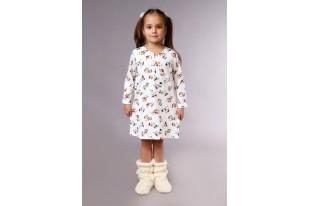 Пижама женская 1-41 кулирка
