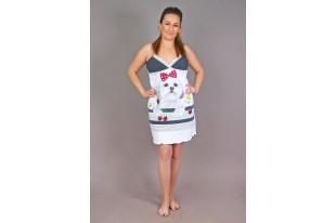 Сорочка женская Санта кулирка