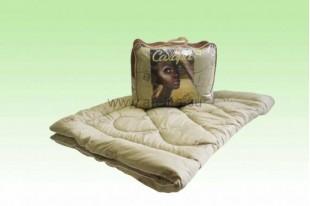 Одеяло верблюжья  шерсть Сахара утолщенное