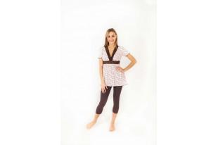 Пижама женская Джесика кулирка