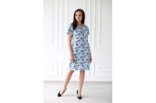 Платье женское Франческа штапель