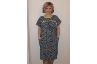 Платье женское П1032.3 хлопок