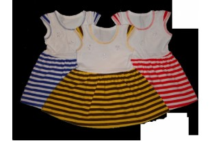 Платье детское 063 кулирка