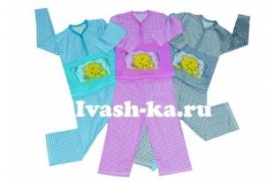 Пижама детская Соня кулирка
