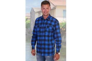 Рубашка мужская Тартан фланель