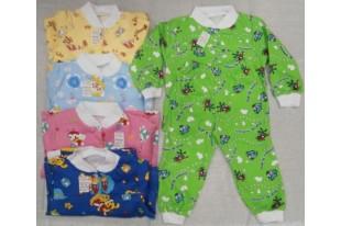 Пижама детская ПЖ-009 футер