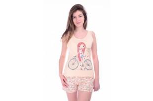 Пижама женская Кристина кулирка