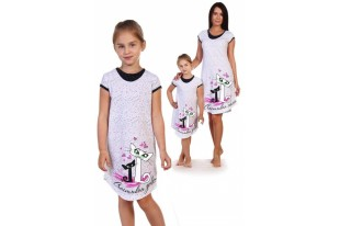 Сорочка детская Хвостик кулирка