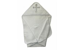 Полотенце для крещения махра