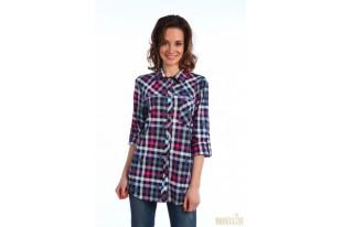 Рубашка женская №232 кулирка