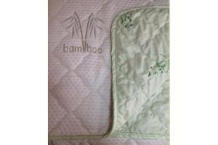 Одеяло Бамбуковый Рай 2 сп. легкое