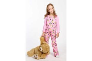 Пижама детская 421ХР1685 кулирка