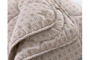 Одеяло стеганное всесезонное лен