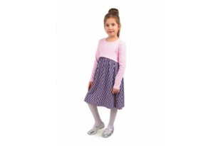 Платье детское Моника интерлок