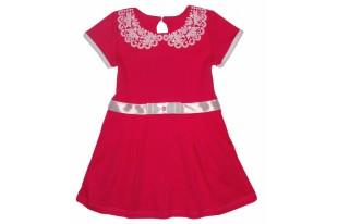 Платье детское Леди интерлок