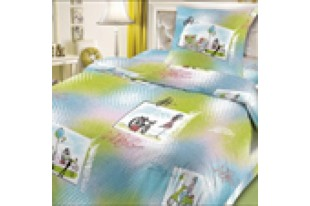 Постельное белье Мамино счастье Dream Team 81861 бязь