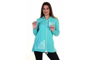 Куртка женская Моделька футер