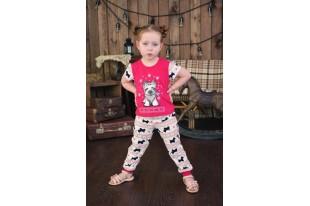 Пижама детская Паппи Д-2 хлопок