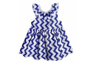 Платье детское Яна бязь