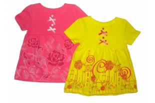 Платье детское Вера кулирка