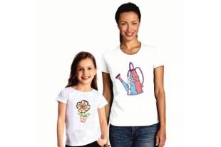 Комплект футболок Леечка хлопок