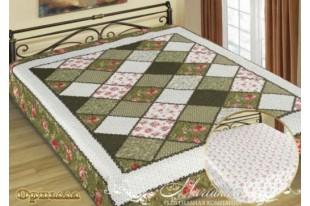 Одеяло-покрывало Орнелла полиэстер