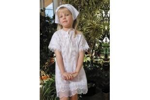 Сорочка детская Маня батист