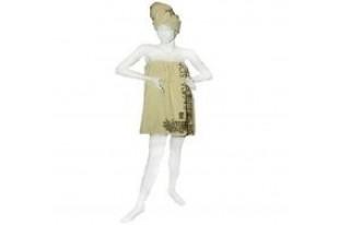 Набор для сауны SPA женский махра