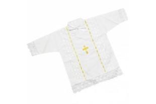 Рубашка крестильная детская 6010 батист