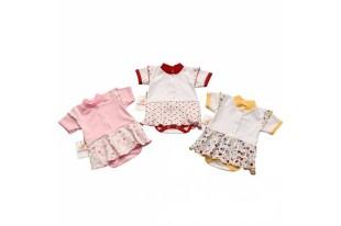 Боди-платье детское 0048 интерлок
