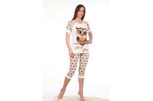 Пижама женская Филя кулирка