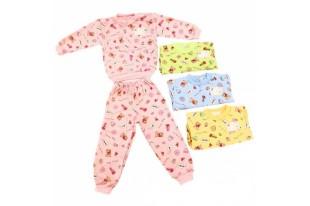 Пижама детская 0080 футер