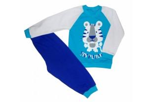 Пижама детская 510 кулирка