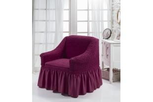 "Чехол для кресла ""BULSAN"" светло-лаванда"