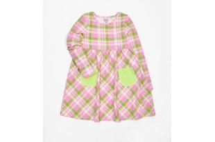 Платье детское 114087 интерлок