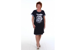 Платье женское Босфор кулирка