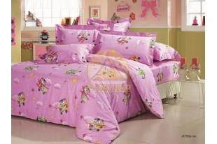 Постельное белье Чарующая ночь jk780 pink поплин